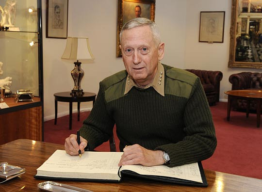 An honest case for writing in general james mattis for for General mattis tattoo